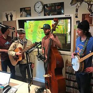 Live-In-Studio