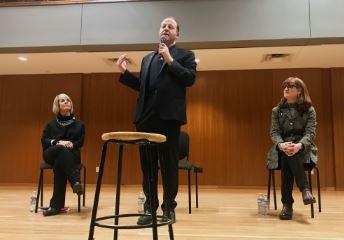 Governor, State Reps. Talk Full-Day Kindergarten in Gunnison
