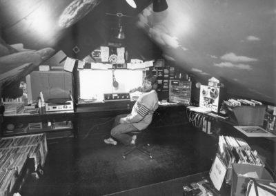 Bob Brazell in Earth Station 12-13-80