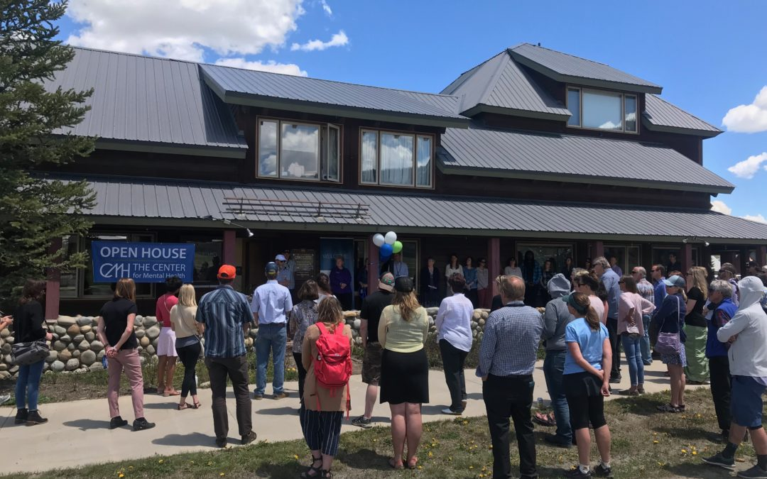 Center for Mental Health Opens Crested Butte Offices