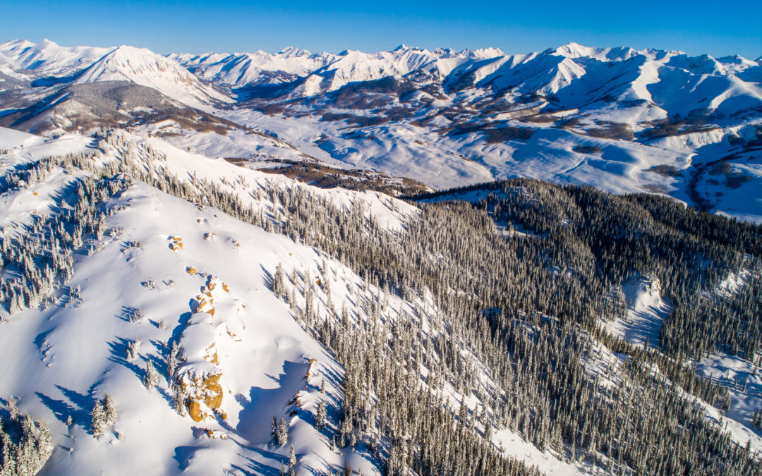 Forest Service Posts Final Approval of Teocalli Drainage Expansion at Ski Resort.