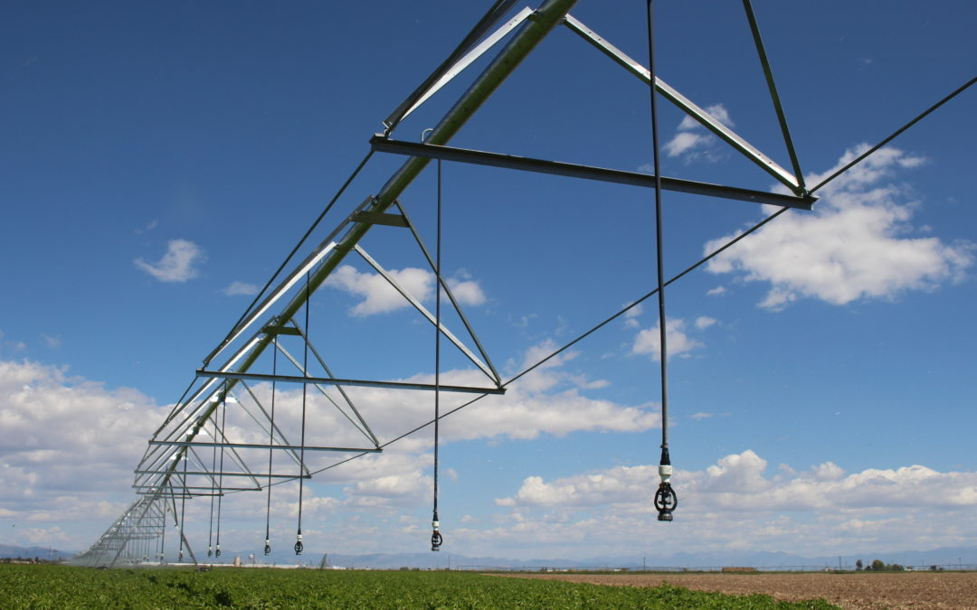 Diminished groundwater drives wells deeper across The West