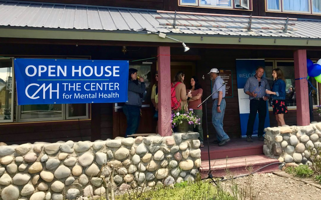 Center for Mental Health looks to increase staff time at Crested Butte office to meet demand