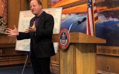 As State Lawmakers Return To Work, Gov. Polis Weighs In On Looming Debates
