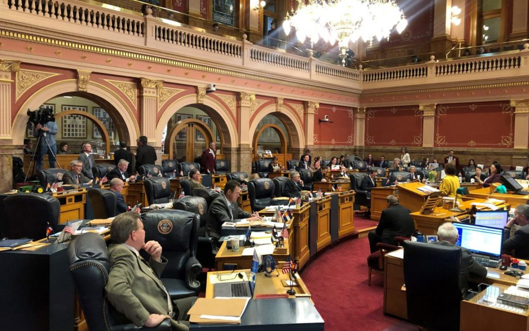 Colorado Lawmakers Prepare To Unveil Less Ambitious Family Leave Proposal