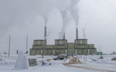 As Western Coal Plants Close, What Happens To Their Water?