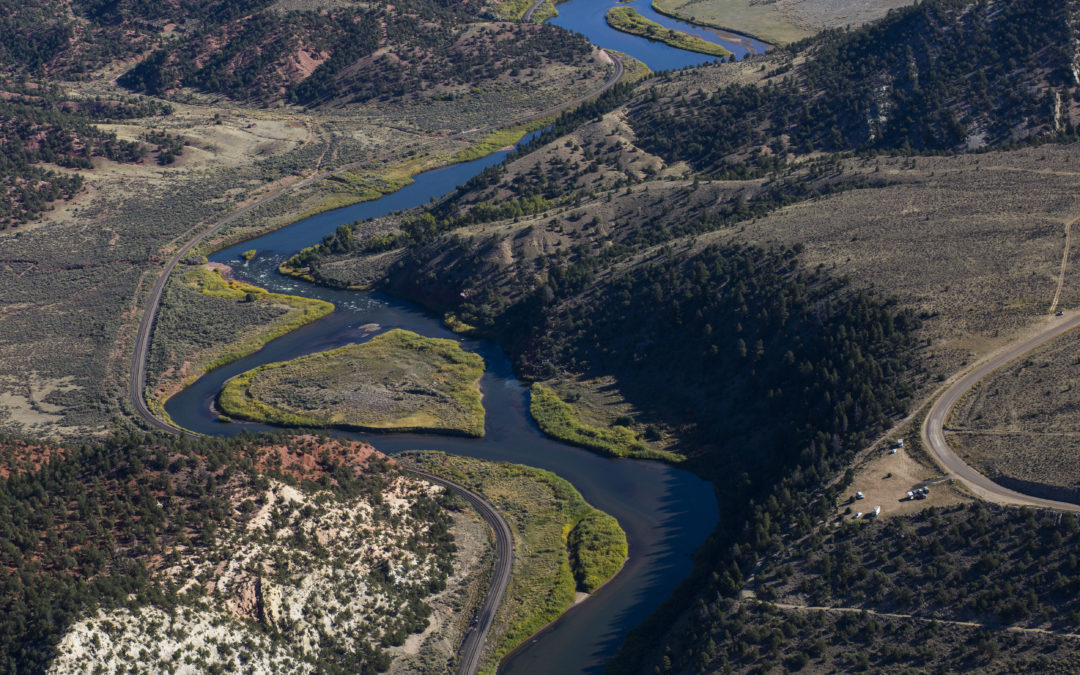 How Climate Change Is Already Diminishing The Colorado River