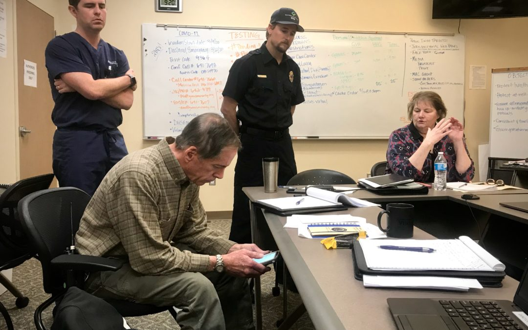Gunnison Officials Screening Most Vulnerable for COVID-19