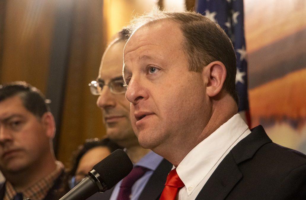 Governor Jared Polis Press Conference: April, 22