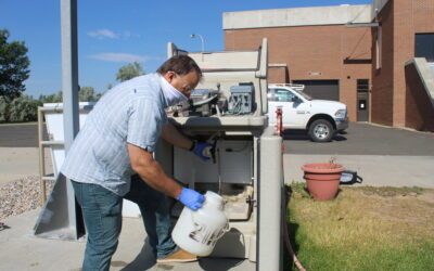 In Colorado, Your Stool Is a Tool In The Fight Against Coronavirus