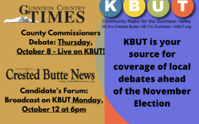 Debate Season in the Gunnison Valley