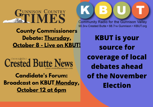 Debate Season in the Gunnison Valley
