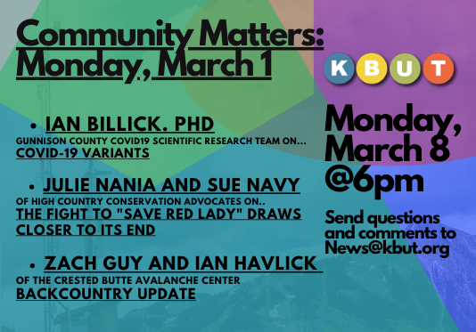 On the Next Community Matters…