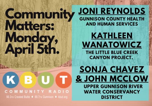 Community Matters: April 6th, 2021
