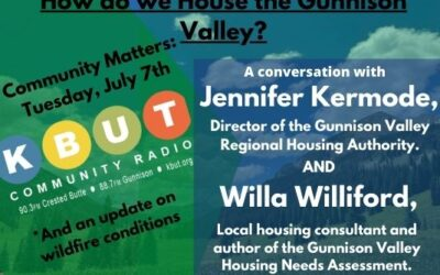 Community Matters: The Wildfire Episode